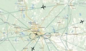 Загрязнения самолетными выбросами