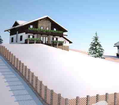 Строительство жилого дома на дачной земле